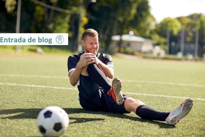 Fisioterapia en los Esguinces del Ligamento lateral Interno de la Rodilla